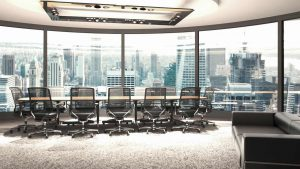 üç boyutlu ofis tasarımı